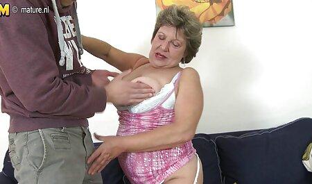 Madre svegliato sex amatoriali suo figlio con una lingua